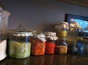 fermentation, wild fermentation, sauerkraut, pickles